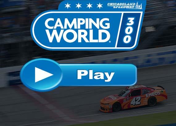Camping World 300 Live NASCAR Xfinity Race