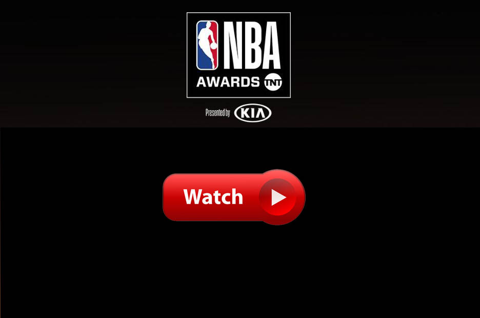 NBA Awards live stream reddit