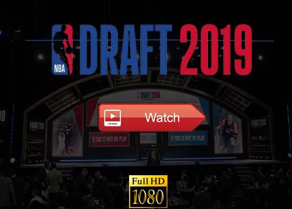 NBA Draft 2019 live reddit