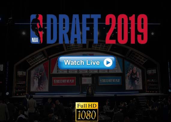 NBA Draft live stream reddit