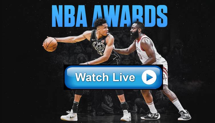 NBA live awards show stream Reddit 2019
