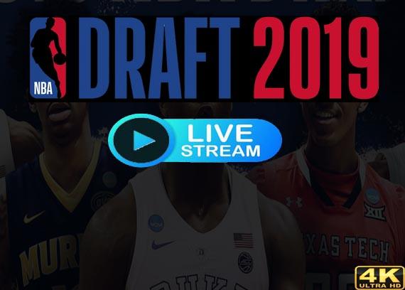 NBA Draft Live online