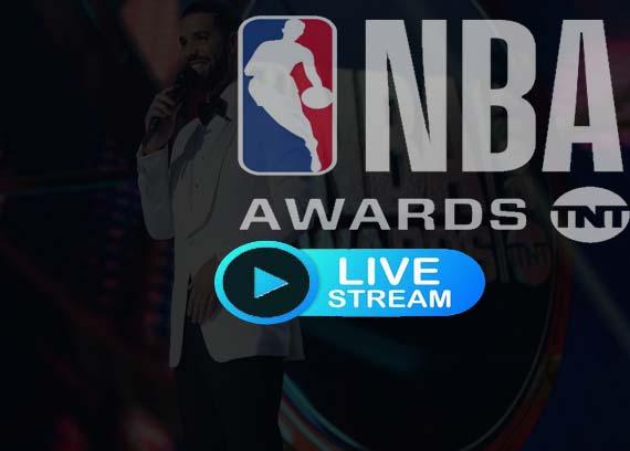 NBA Awards Live Stream