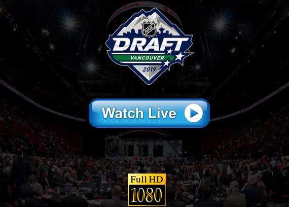 NHL Draft live streaming reddit
