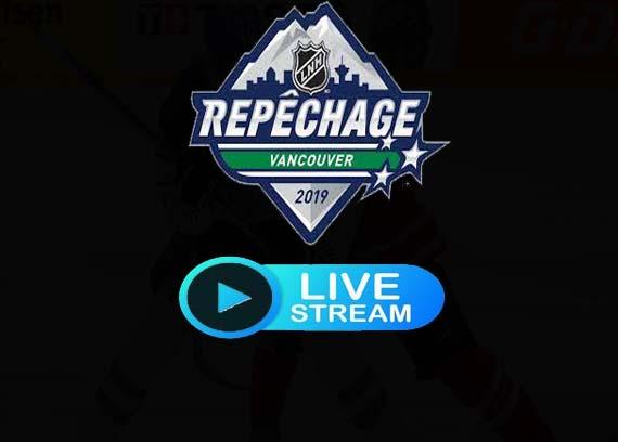 NHL Draft 2019 live stream free online