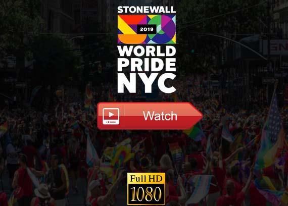 NYC Parade live stream 2019