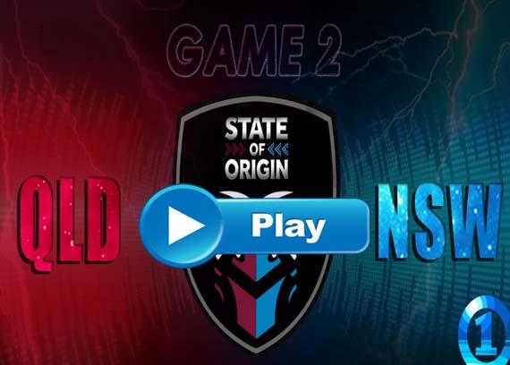 2019 Holden State of Origin