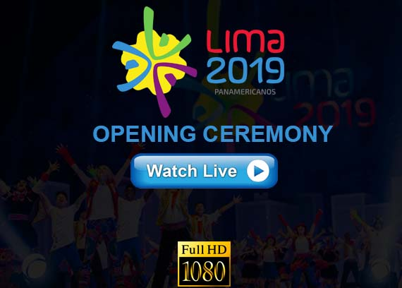 Pan American Games Opening Ceremony live streaming Reddit