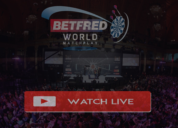 World Matchplay Darts 2019 Live Stream
