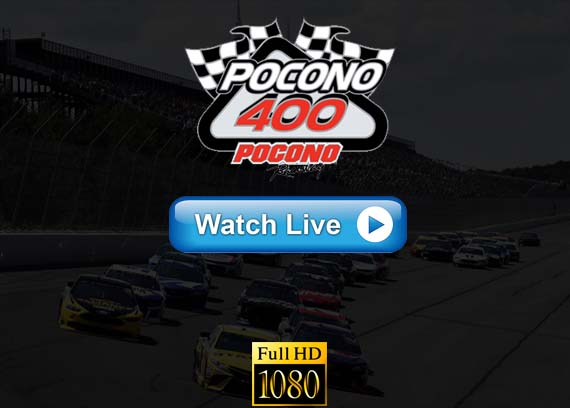 Pocon 400 2019 live streaming