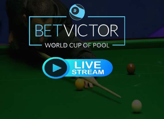 BetVictor World Cup of Pool Live