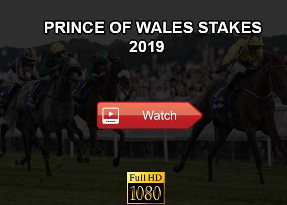 Prince of Wales Stakes live stream Reddit
