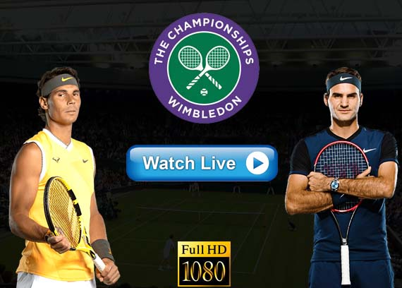 Rafael Nadal vs Roger Federer live streaming Reddit