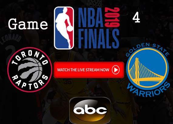 Game 4 NBA Finals Live Reddit Stream