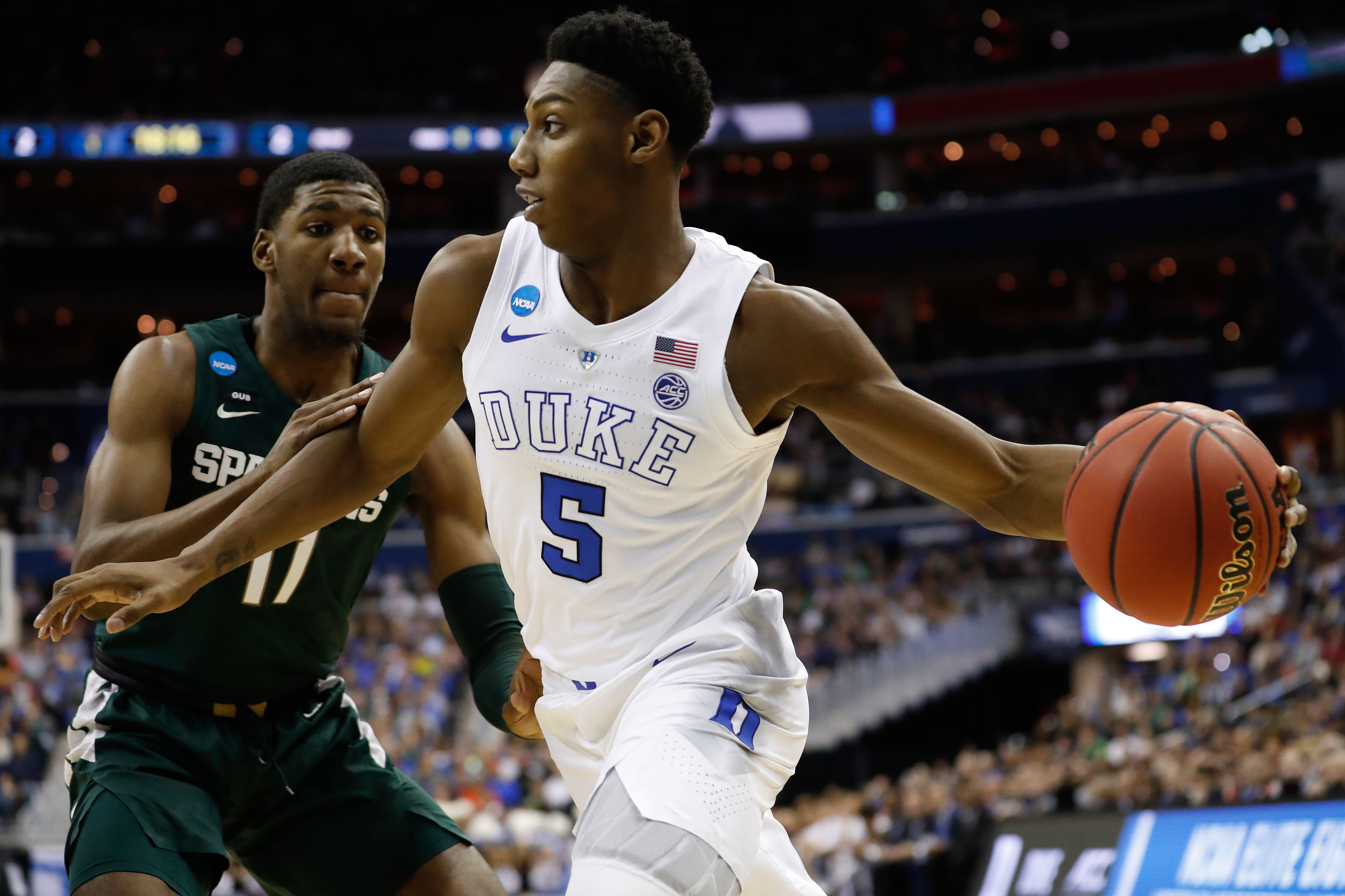 RJ Barrett Player Profile
