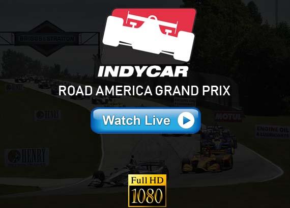 IndyCar Grand Prix at Road America live