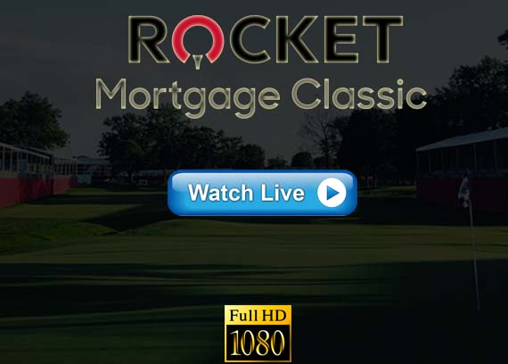 Rocket Mortgage Classic Golf live streaming reddit