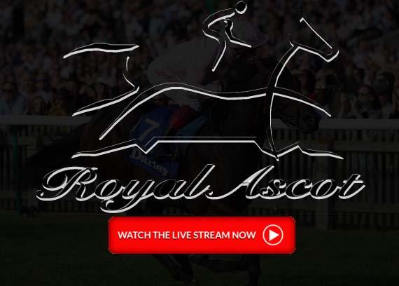 Royal Ascot live streaming