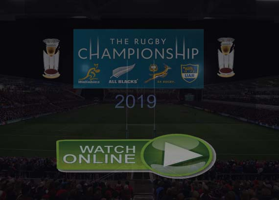 Rugby Championship 2019 Live Stream