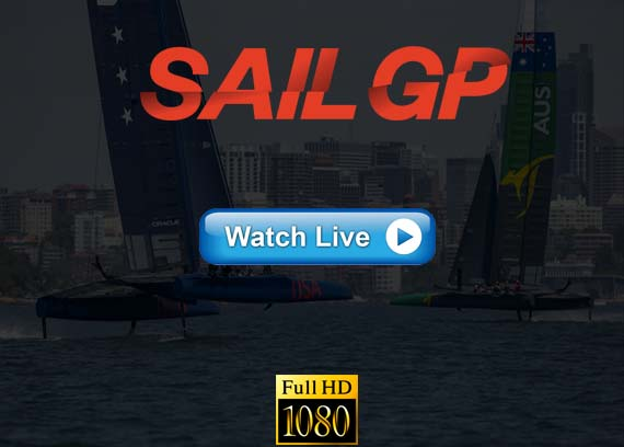 New York SailGP live online free