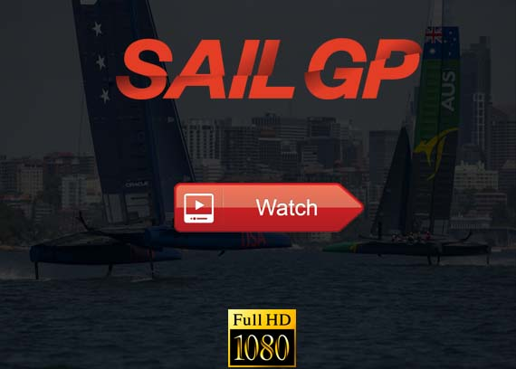 New York SailGP live stream