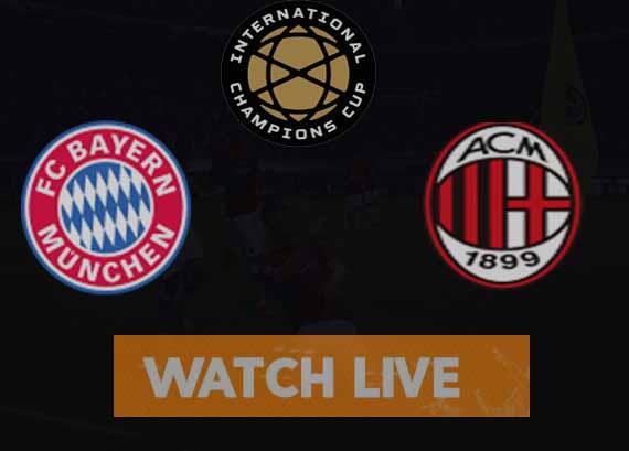 Bayern vs Milan Live Stream