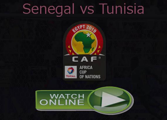 Senegal vs Tunisia Live Stream