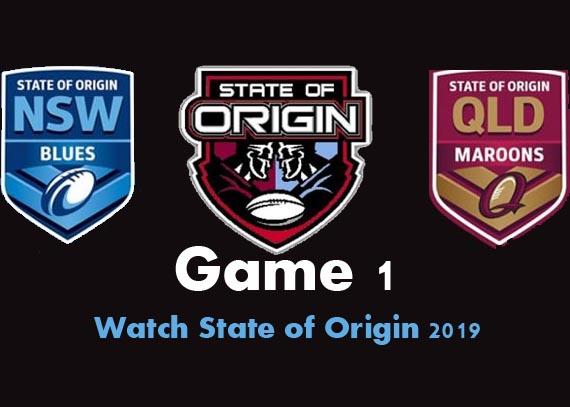 State of Origin Live Stream