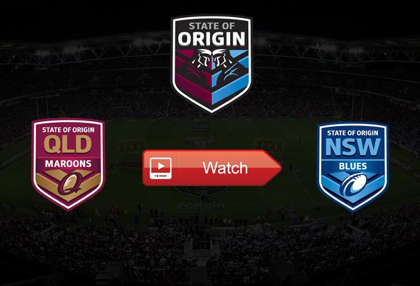 state of origin 2019 live stream channels