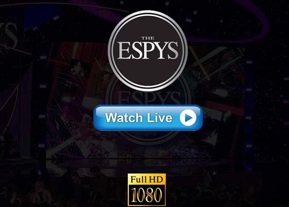 The ESPYS 2019 Live streaming Reddit