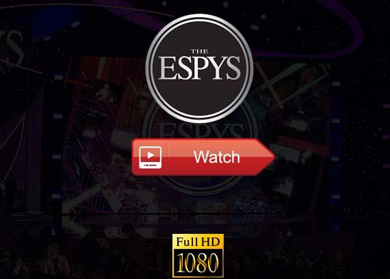 The ESPYS live stream Reddit