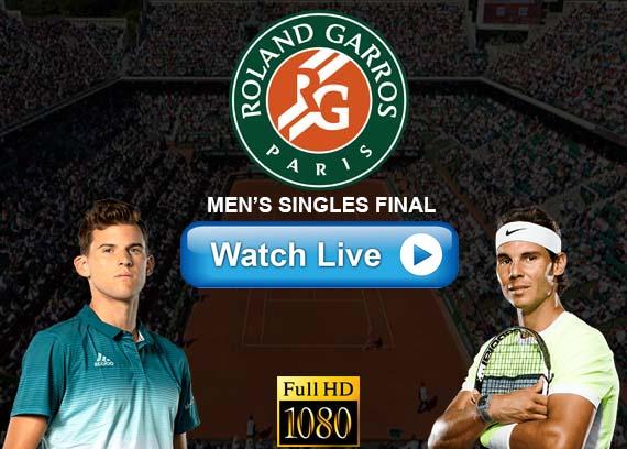 Thiem vs Nadal Final Reddit stream