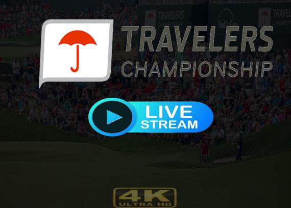 Travelers Championship Golf 2019 live stream Online
