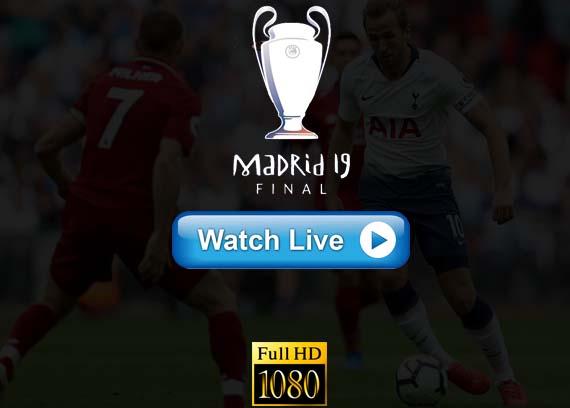 UEFA Final 2019 Reddit