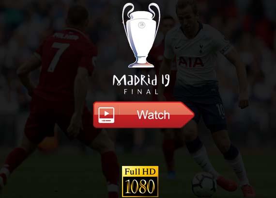 UEFA Final live stream online