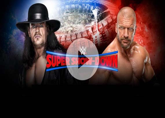WWE Superstar Show Down Live Stream Free Online