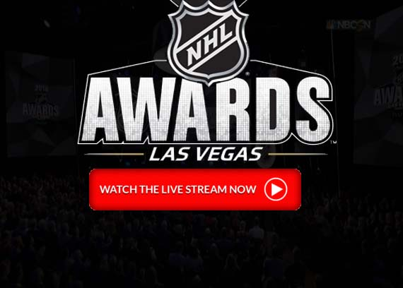 awards nhl