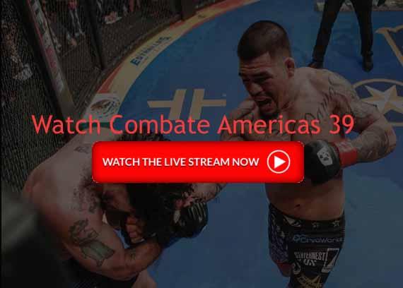 Combate Americas: Tucson Unbreakable Live Stream