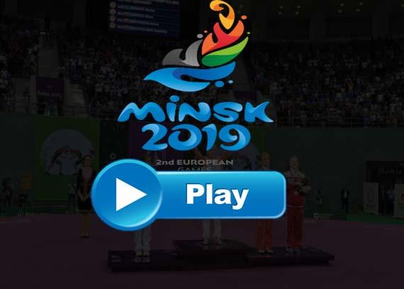 European Games 2019 Live official channels