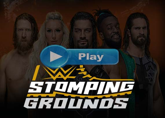WWE Stomping Grounds live stream without cable