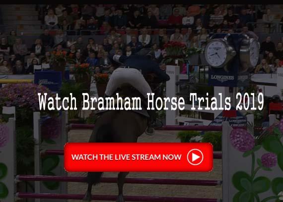 Watch Bramham Horse Trials Live