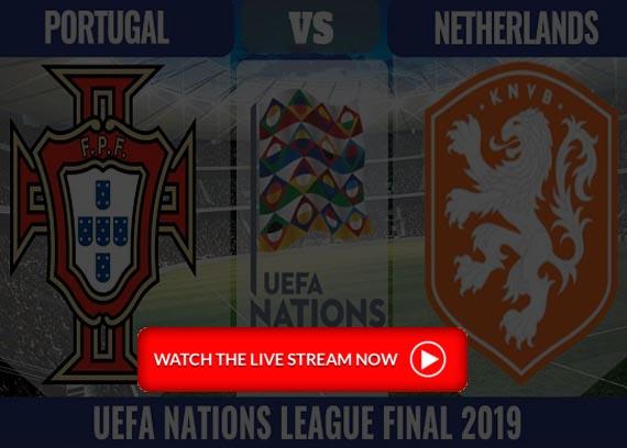 Portugal vs holland