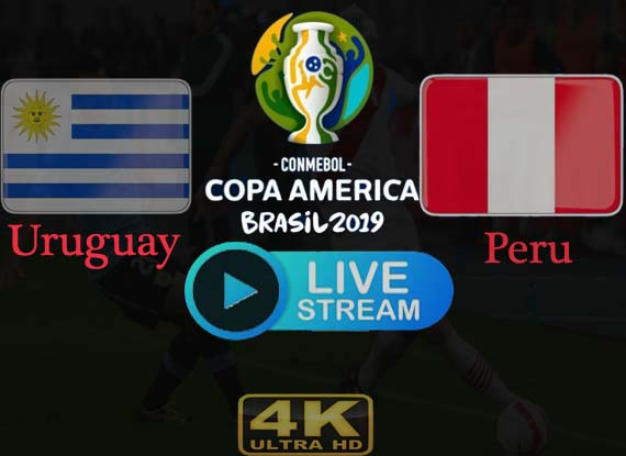 Uruguay vs Peru Live streaming
