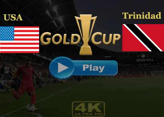 USA vs Trinidad and Tobago Live Stream Reddit