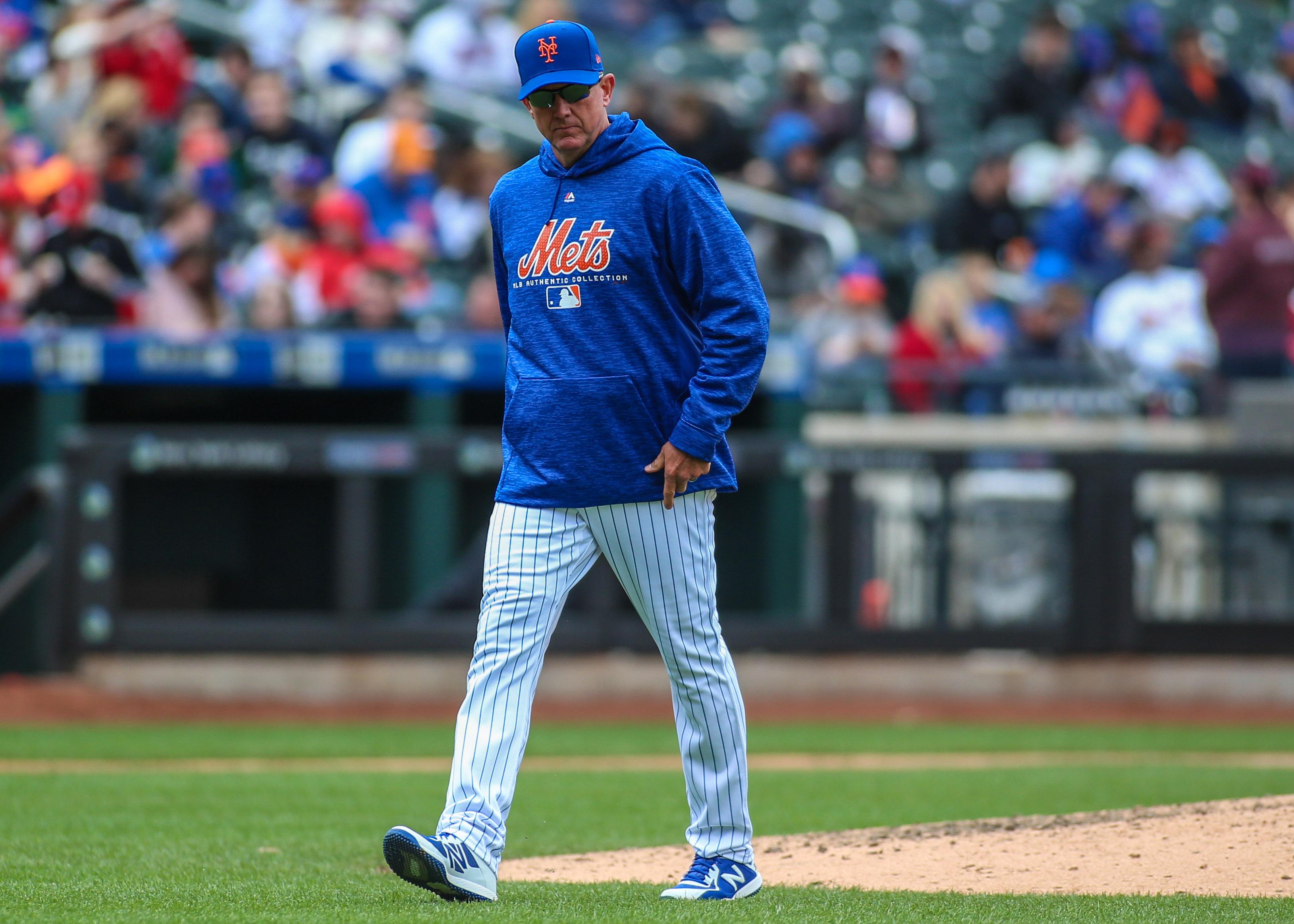 New York Mets fire Dave Eiland, Chuck Hernandez as coaching shakeup starts