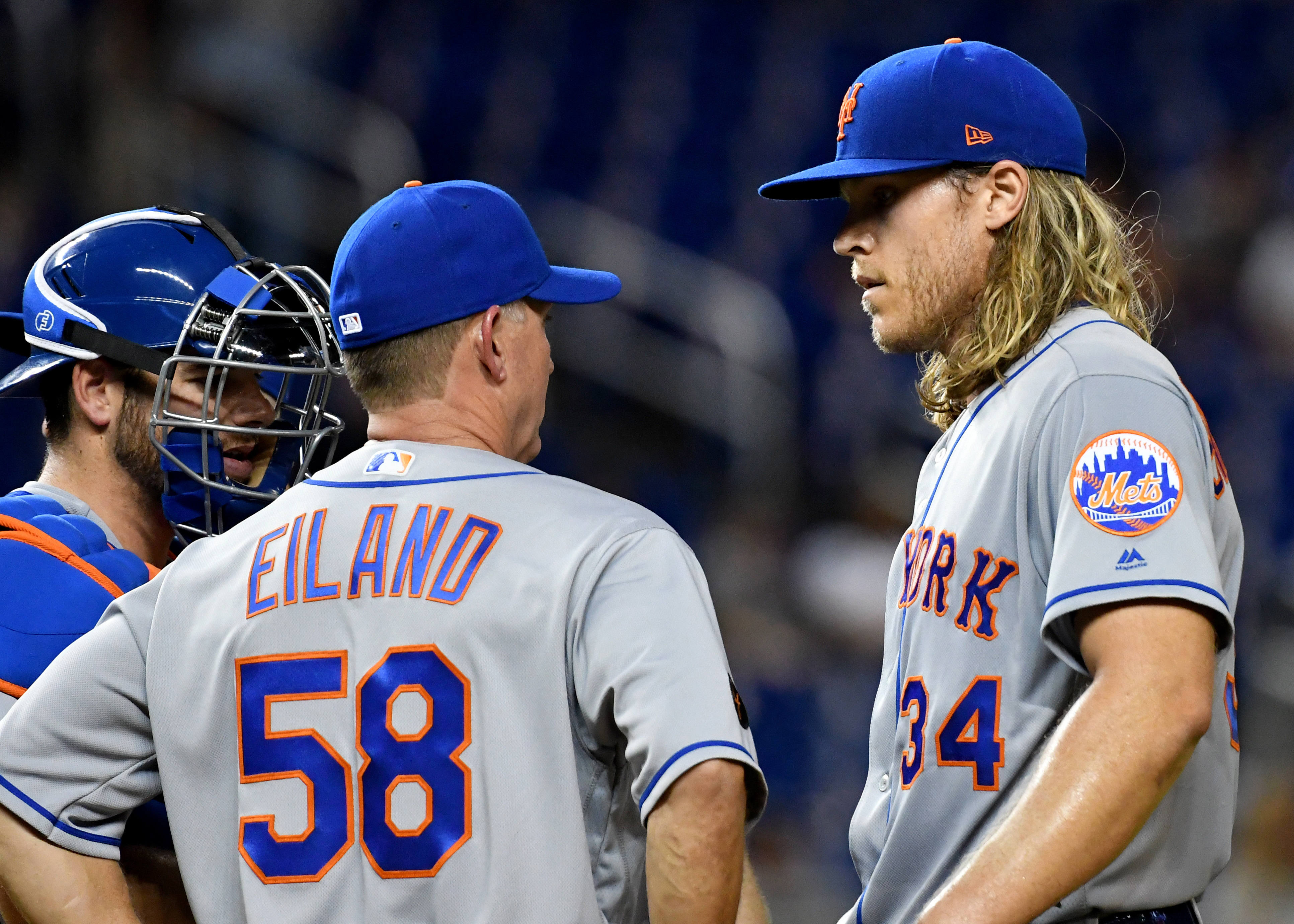Dave Eiland firing is the latest sign of the New York Mets' culture of scapegoating