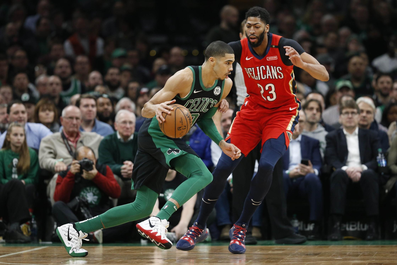 Celtics quiet as Pelicans set the bar for Anthony Davis trade