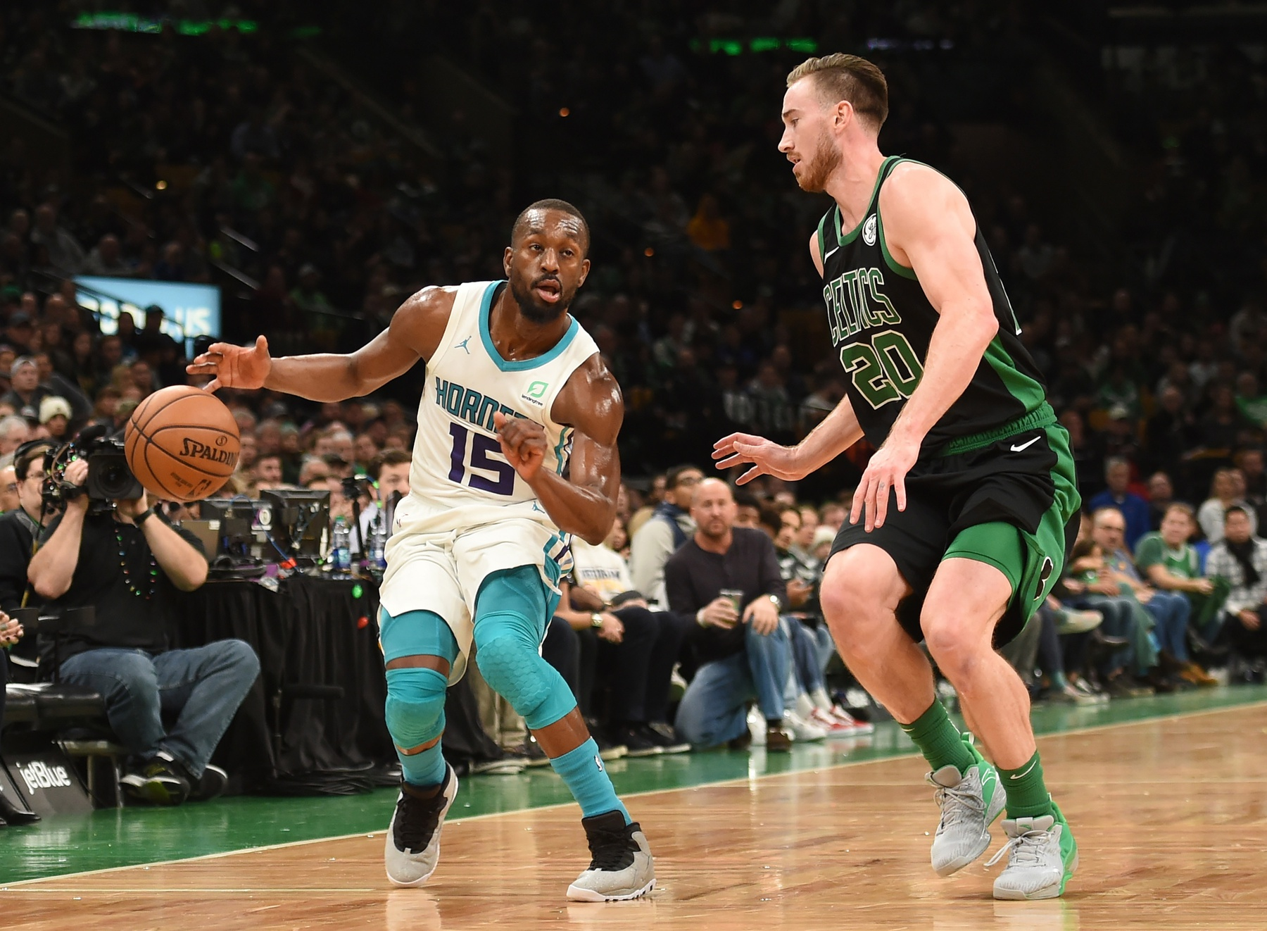 Your Morning Dump... Where Kemba Walker is coming to Boston to make a deep playoff run