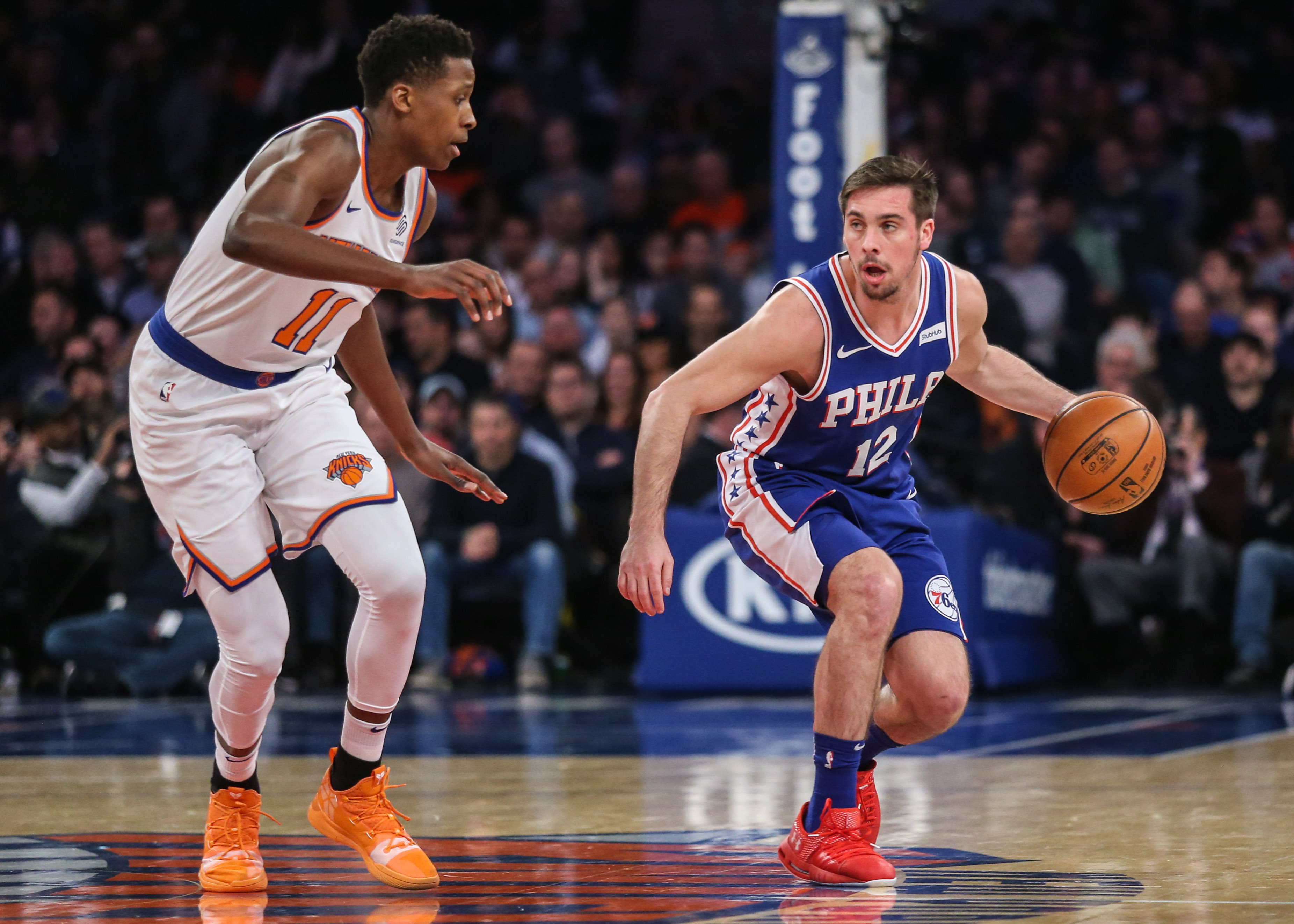 NBA rumors: Timberwolves interested in T.J. McConnell