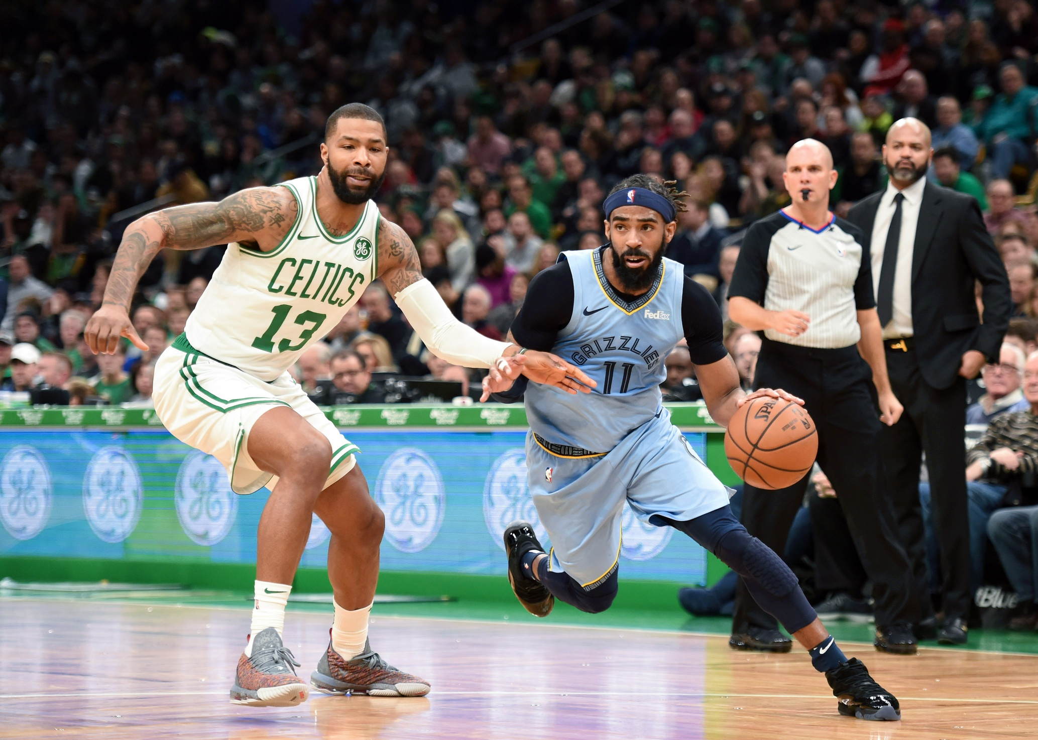Your Morning Dump... Where Mike Conley remains a back-up plan for the Celtics